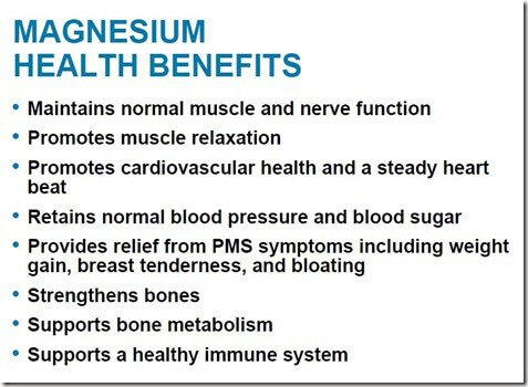 21 Proven Science Based Health Benefits Of Magnesium