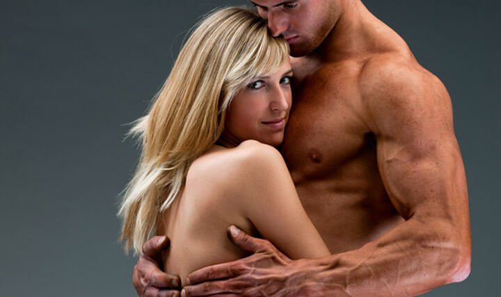 Testosterone sexual arousal boosts