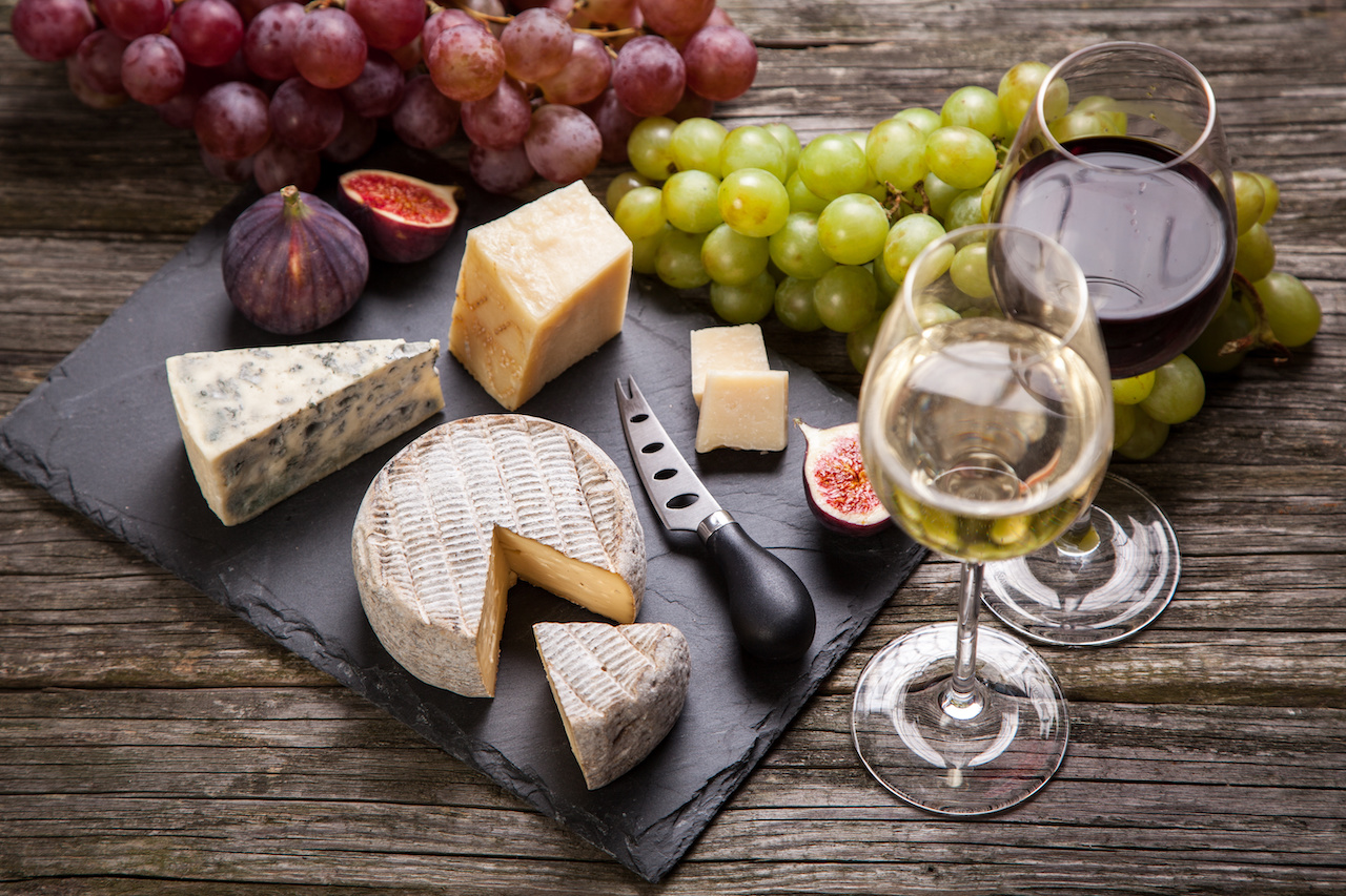 Wine and Cheese P. freudenreichii