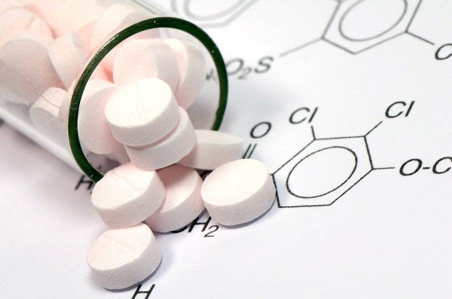 bigstock-Medicine-and-Chemical-Structur-91076057-min