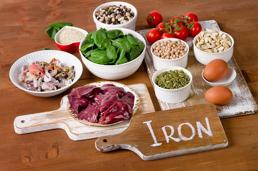 Top  Foods High In Iron