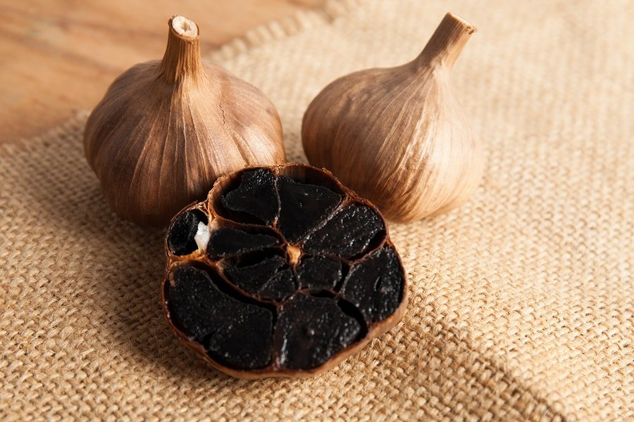 2+ Surprising Black Garlic Health Benefits + Side Effects - SelfHacked