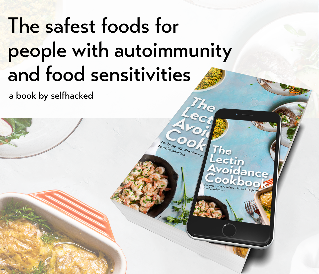 The lectin avoidance cookbook the safest foods for people with why make a cookbook forumfinder Image collections