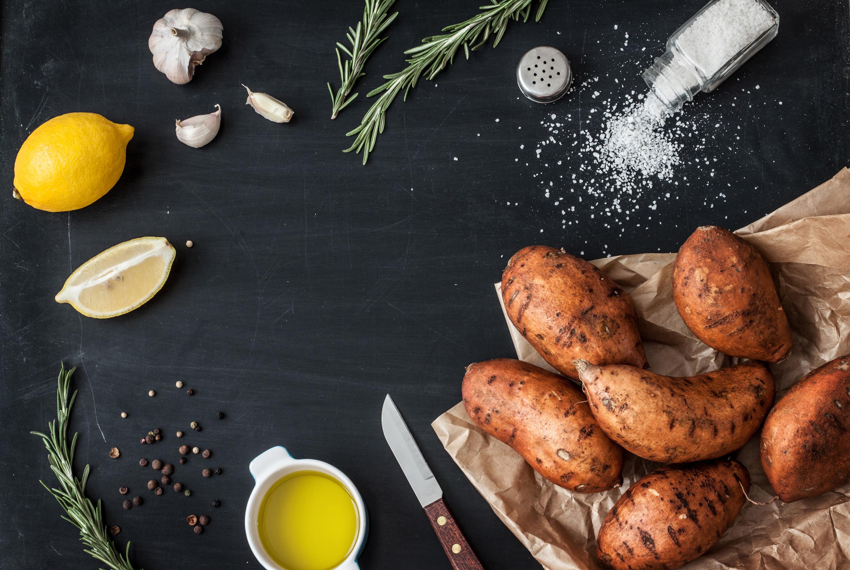 5 Health Benefits of White Sweet Potato + Nutrition