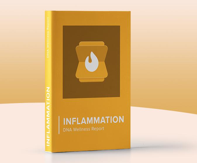 Inflammation DNA Wellness report