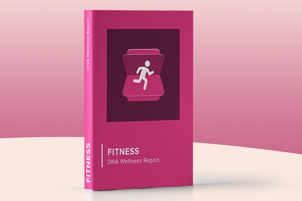 Fitness DNA Wellness report