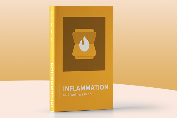 Inflammation DNA Wellness report