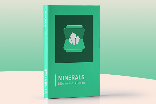Essential Minerals DNA Wellness report