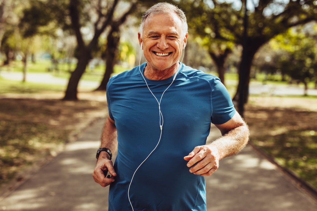 Exercise can lower high CRP levels