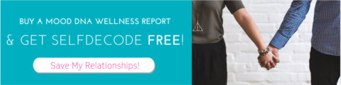 Buy a mood DNA wellness report and get SelfDecode Free