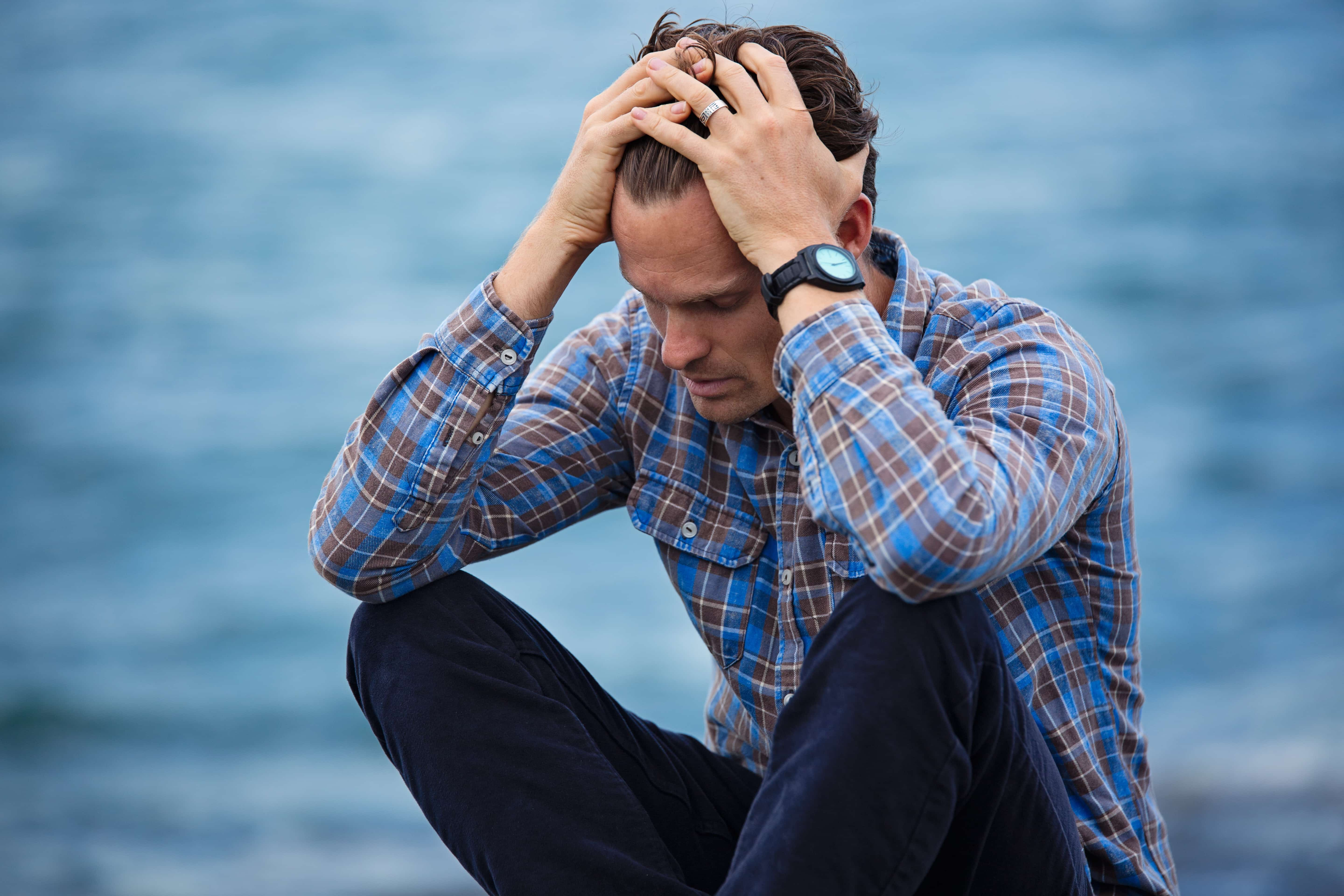 Stress is a possible cause of high CRP levels