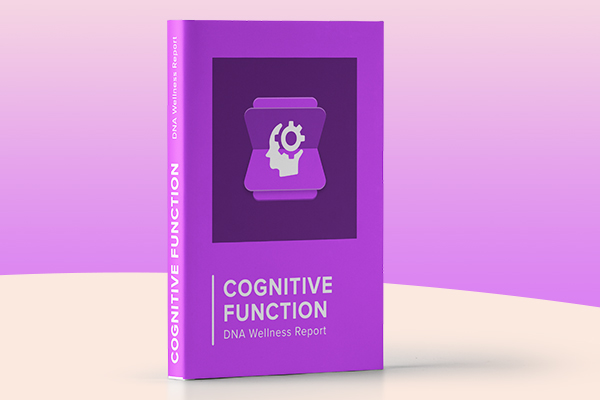 Cognitive Function DNA Wellness report