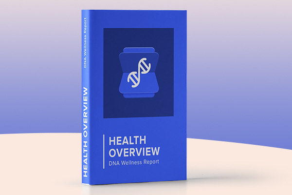 Health Overview DNA Wellness report