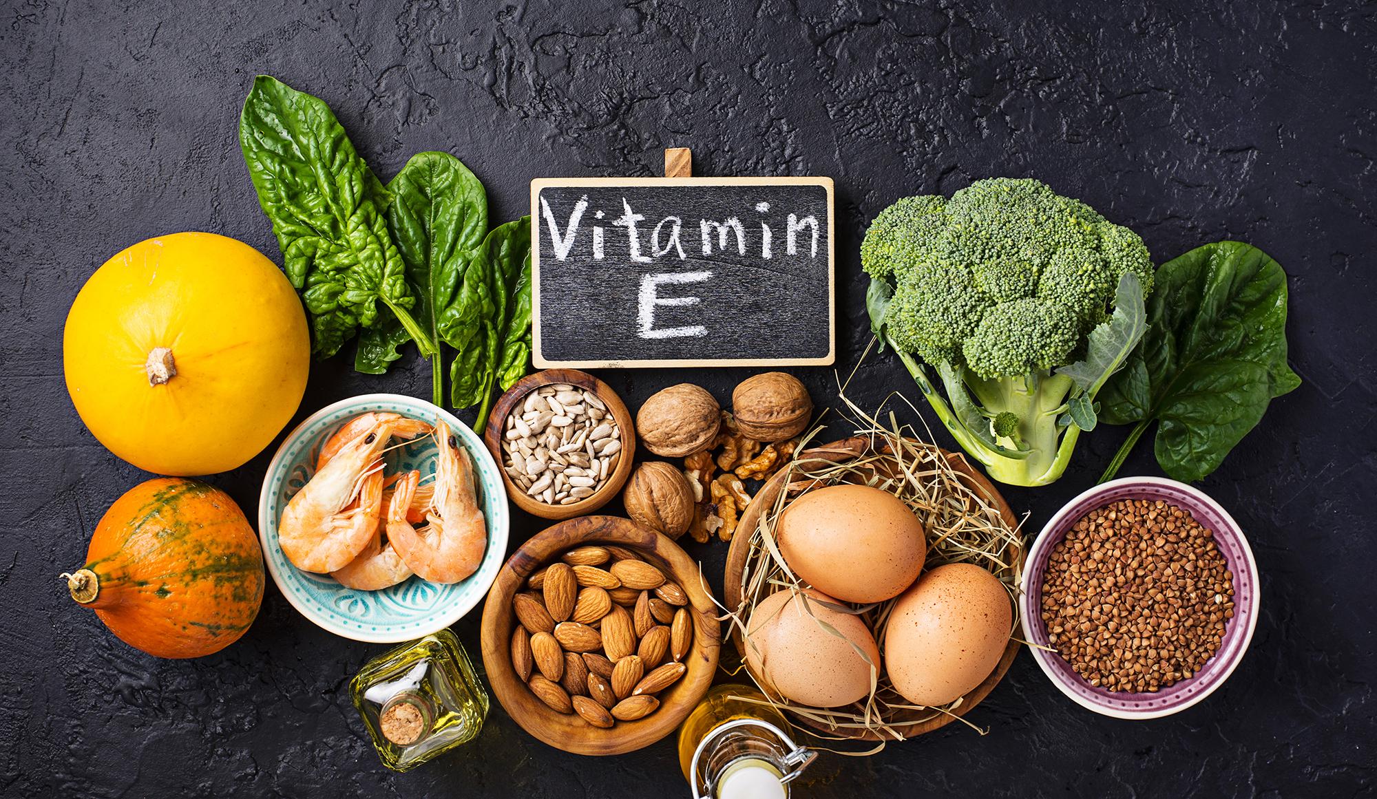 Vitamin E Coronavirus