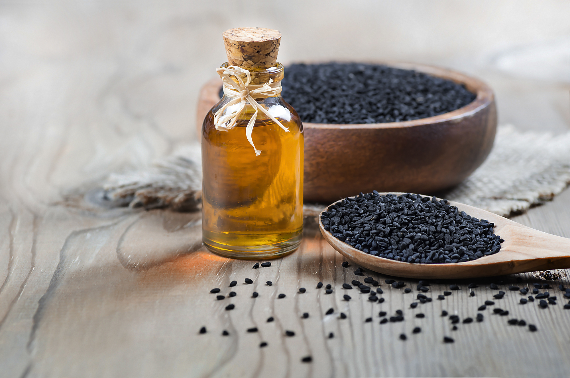 Could Black Cumin Seed Help with COVID 19