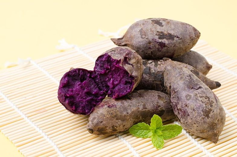 11 Health Benefits of Purple Sweet Potato + Recipe! - SelfHacked